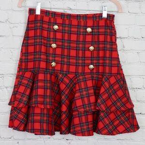 VENUS: Schoolgirl Skirt